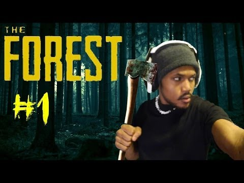 The Forest - Part One | Where NOT To Build Shelter