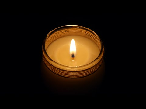 Meditation Candle with Deep Sleep Music (Hypnosis, Mindfulness, Lucid Dreaming, Relaxation)