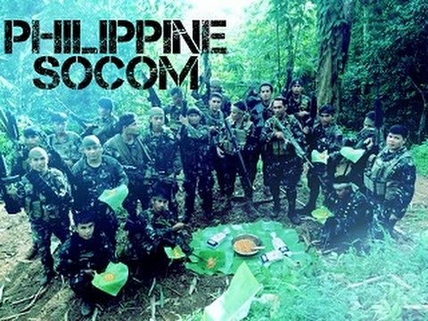 Philippine Army Special Operations Forces