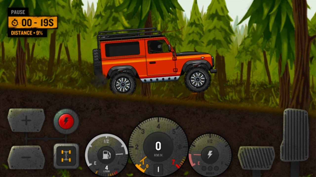 Xtreme Offroad Racing Rally 2 Android Gameplay 2017