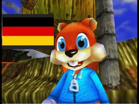 Conker´s Bad Fur Day - Käfer Und Käse Problem (German FanDub)
