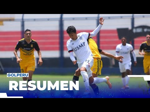 AD Cantolao U. San Martin Goals And Highlights