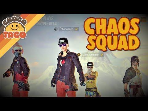 chocoTaco is Bait - PUBG Gameplay