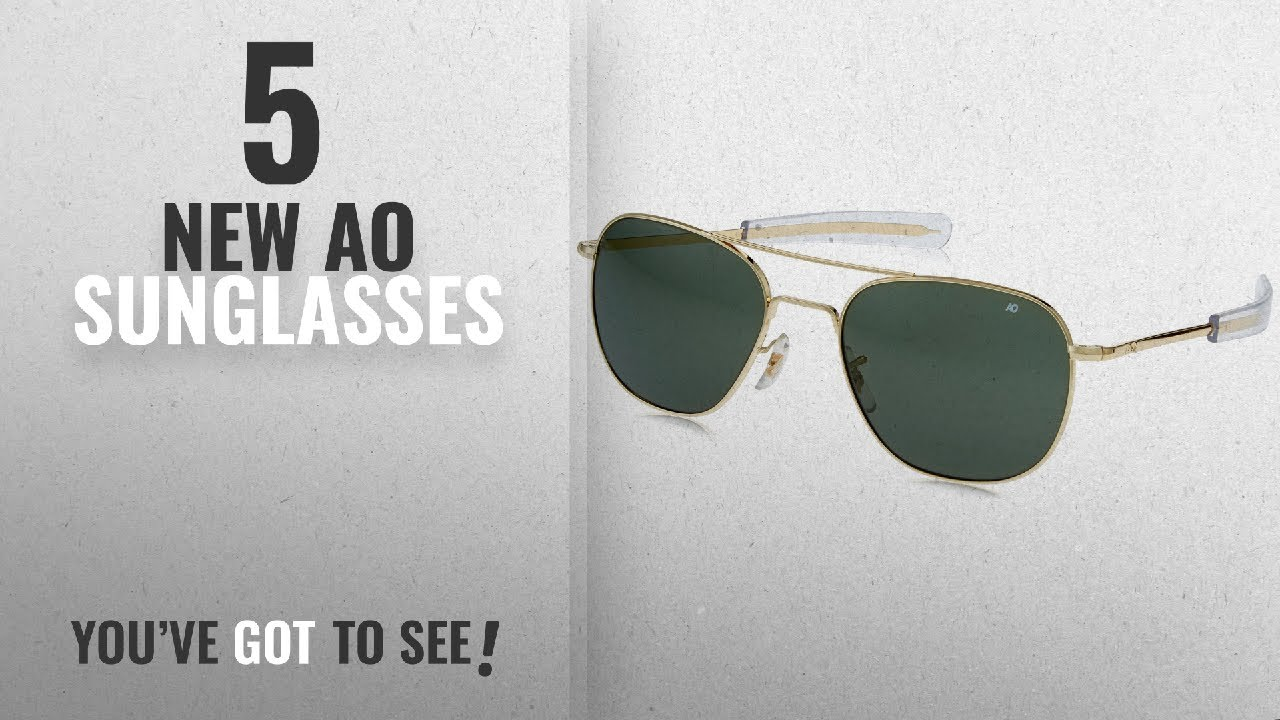 f7c6e023d91 Top 10 Ao Sunglasses   Winter 2018    AO Original Pilot Sunglasses ...