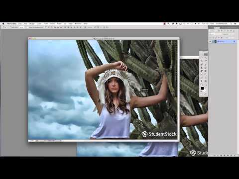 Photoshop Tutorial - The Cartoon Effect Topaz