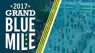 Highlights from the 2017 Grand Blue Mile