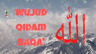 Gambar cover 20 Sifat Wajib Allah