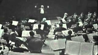 Stravinsky Le Sacre du Printemps - Igor Markevitch - Live in Japan 1968 (video)