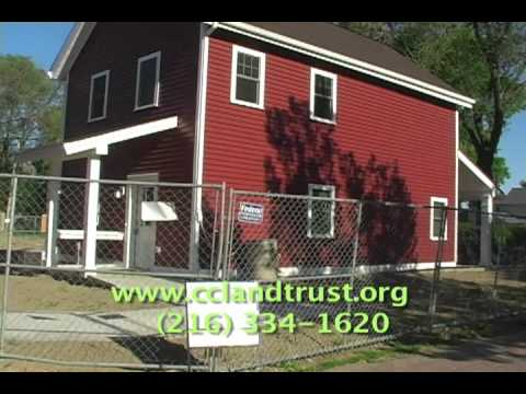 CC Land Trust - Eco Village - Green Homes 2010.mov