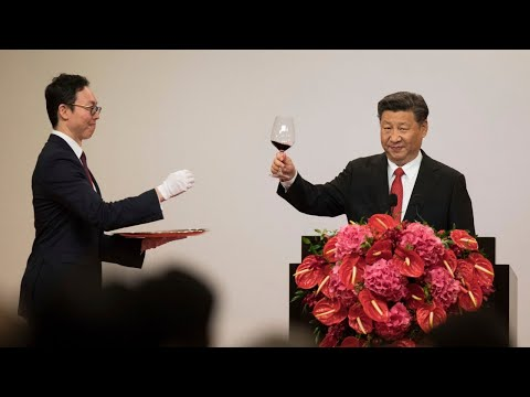 The CCP 'doesn't trust the people at all'