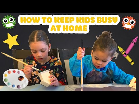 ACTIVITIES FOR KIDS TO DO AT HOME|| SIMPLE ACTIVITIES TO KEEP KIDS BUSY!