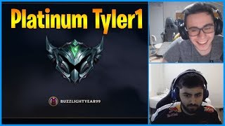 TF Blade Shows Why Tyler1 Should be a Platinum Jungler...LoL Daily Moments Ep 855