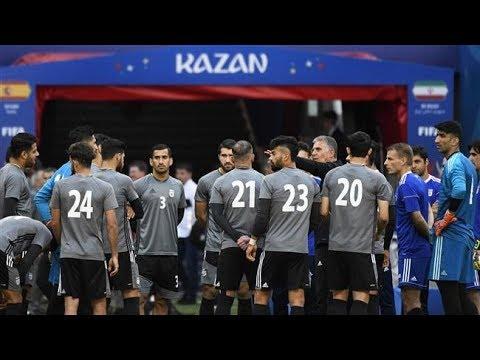 سكايب: عفراء الجول من روسيا قبل مباراة اسبانيا وايران  - 20:22-2018 / 6 / 20