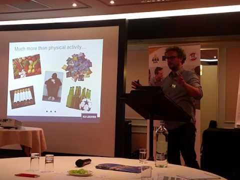 'Activity Square Europe' Project Forum Brussels - Key Note Speech