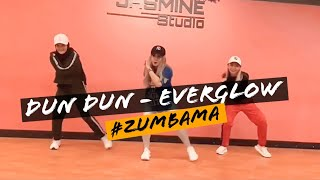 Download lagu Dun Dun - EverGlow | Zumba Gampang | Dance Cardio Bakar Lemak
