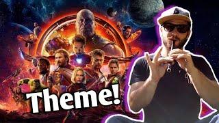 Avengers Theme on Tin Whistle + Tabs Tutorial!!!