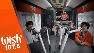 "SB19 performs ""Tilaluha"" LIVE on Wish 107.5 Bus"