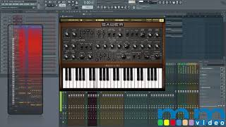 Image-Line's Sawer Synth Explained