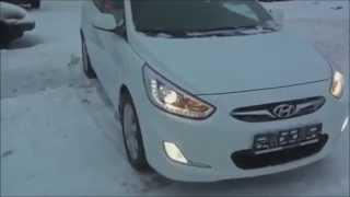 Hyundai Solaris рестайлинг смотреть