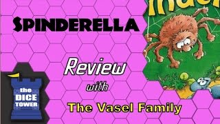 Spinderella Review - with Tom and Holly Vasel