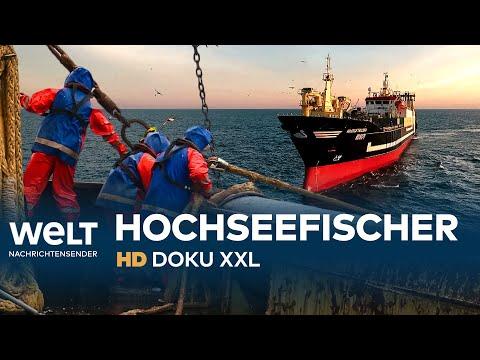 Deutschlands größter Hochseetrawler