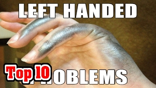 10 AMAZING Facts About Left Handed People