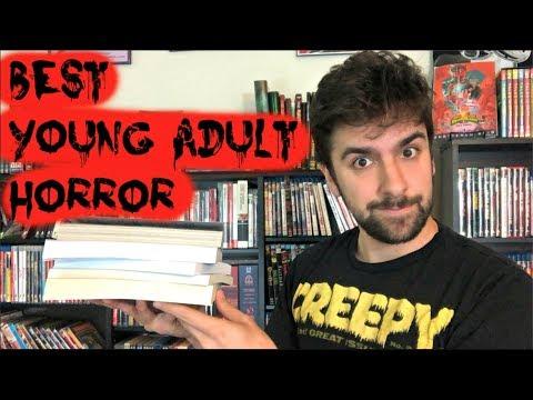 Top 5 YA Novels For Horror Fans