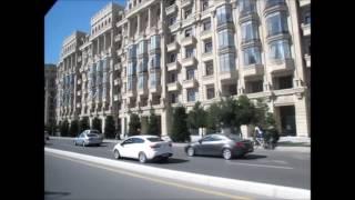 Я в Баку часть-1, красивый город.(Друзья, я по работе побывал в Азербайджане,несколько видео добавлю об этой стране., 2016-10-10T18:50:32.000Z)
