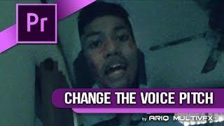 Pr TUTORIAL - Cara Buat Suara Jadi Lebih Berat atau Lebih Tinggi (Voice Pitch)