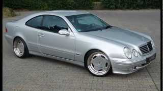 Mercedes CLK Best Tuning
