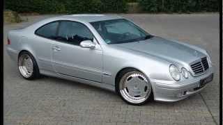 Mercedes CLK Best Tuning