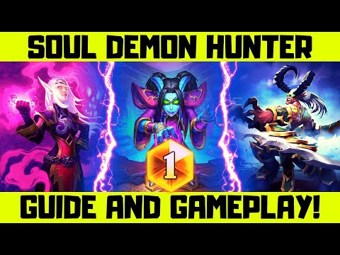 Soul Demon Hunter Guide! Tips And Gameplay