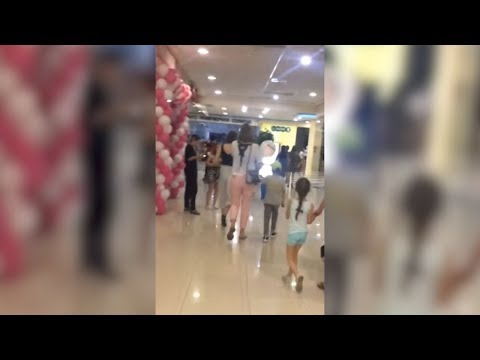 Эвакуация из ТЦ «Вива Лэнд»