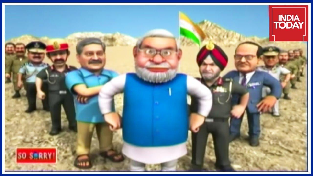 So Sorry : Aar Paar Haan.. Abki Baar Haan