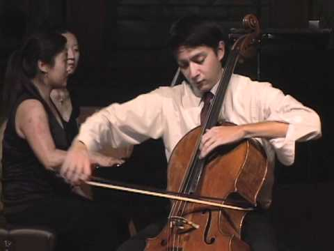 David Requiro, Frederic Chopin - Polonaise Brilliante, Center Stage Strings Music Festival 2011