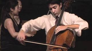 David Requiro, Frederic Chopin - Polonaise Brilliante, Center Stage Strings Music Festival 2011