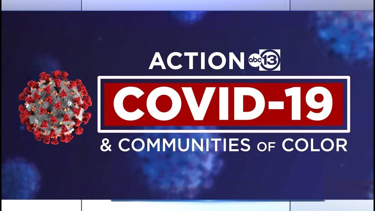 Houston, UMMC begin drive-thru COVID vaccinations at Delmar ...