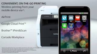 MFC-9330CW | Digital Color All-in-One with Wireless Networking and Duplex Printing