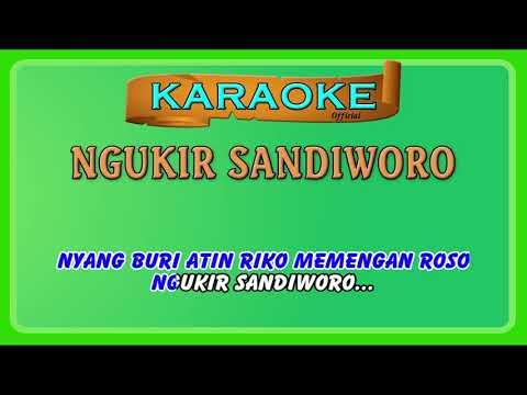 Mantap Jiwa Ngukir Sandiworo Versi Karaoke dan Smule