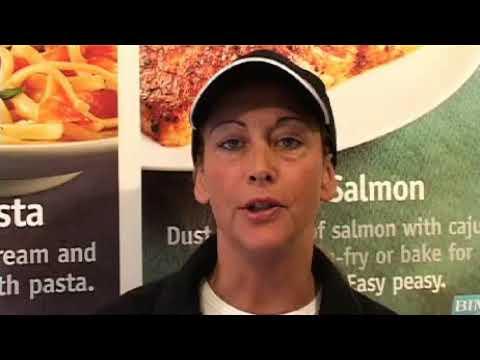 Nicola O'Higgins - Fishmonger