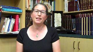 Taste of Torah with Rabbi Susan Leider July 15, 2011