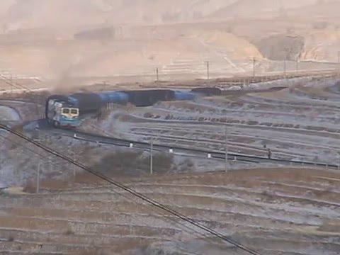 Steam of Jitong Railway China(Dec.2002) 3 中国・集通鉄道の蒸気機関車(2002年12月)3