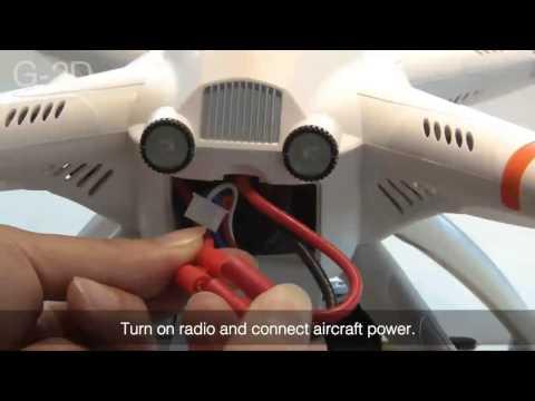 walkera qr x350 pro manual download