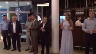 Ведущая Ольга Князева свадьба