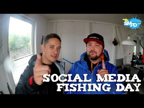 Social Media Fishing Day 2017