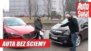Mazda CX-3 kontra Opel Mokka - Auta bez ściemy