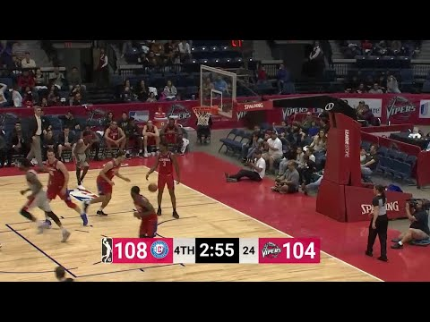 RJ Hunter (29 points) Highlights vs. Agua Caliente Clippers