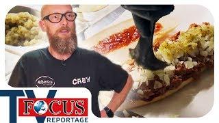Food Trucks auf der Überholspur: Pulled Pork Sandwiches, Bio Burger und Co. | Focus TV Reportage