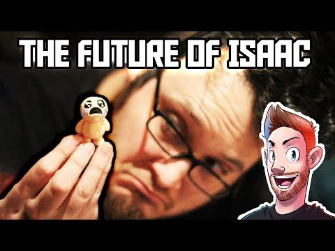 The Binding of Isaac Rebirth Prequel? Sequel?