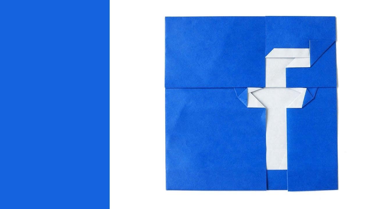 how to make facebook logo